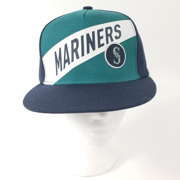 2d0ed2e3a54 Seattle Mariners Boeing Baseball Cap Hat Snapback.  M 5c1c7f71a5d7c67654b3e69c